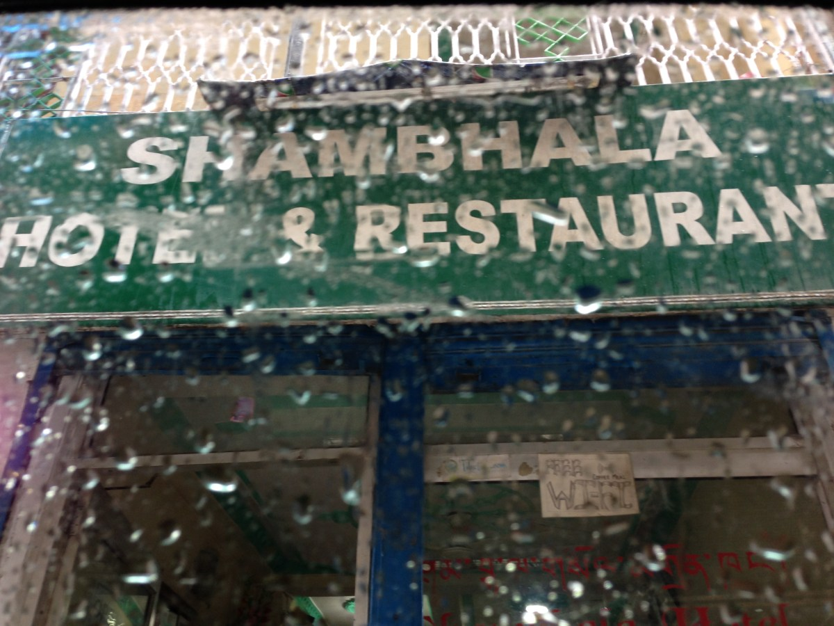 Mcleodganj: Shambhala Hotel and Restaurant