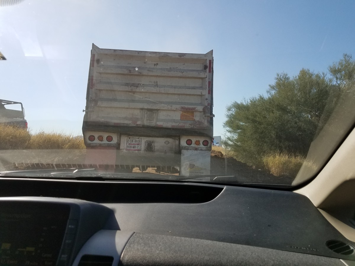 Driving in Mexico: Why We Chose to Cross at the Colombia Bridge Crossing