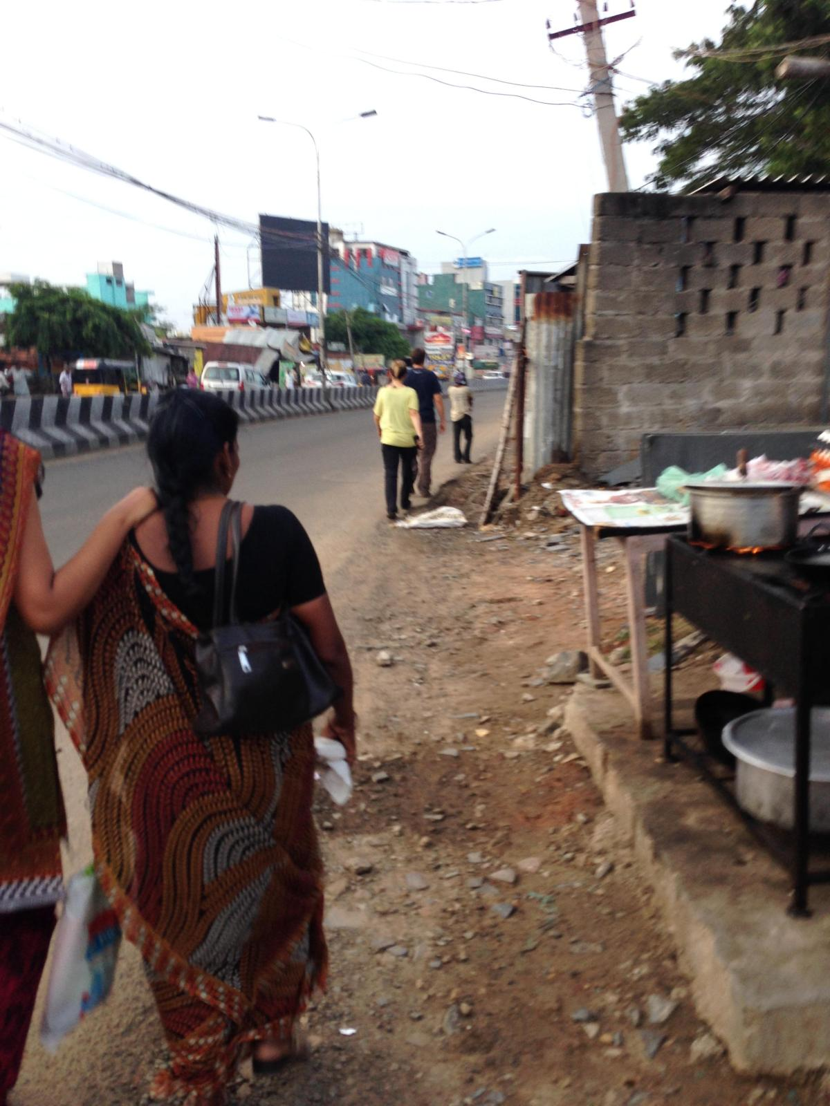 Chennai Tourism: Street Drummers