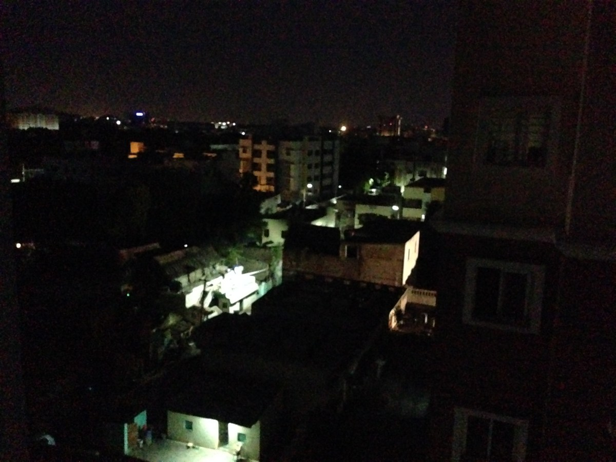 Chennai Tourism: Early Morning in the City