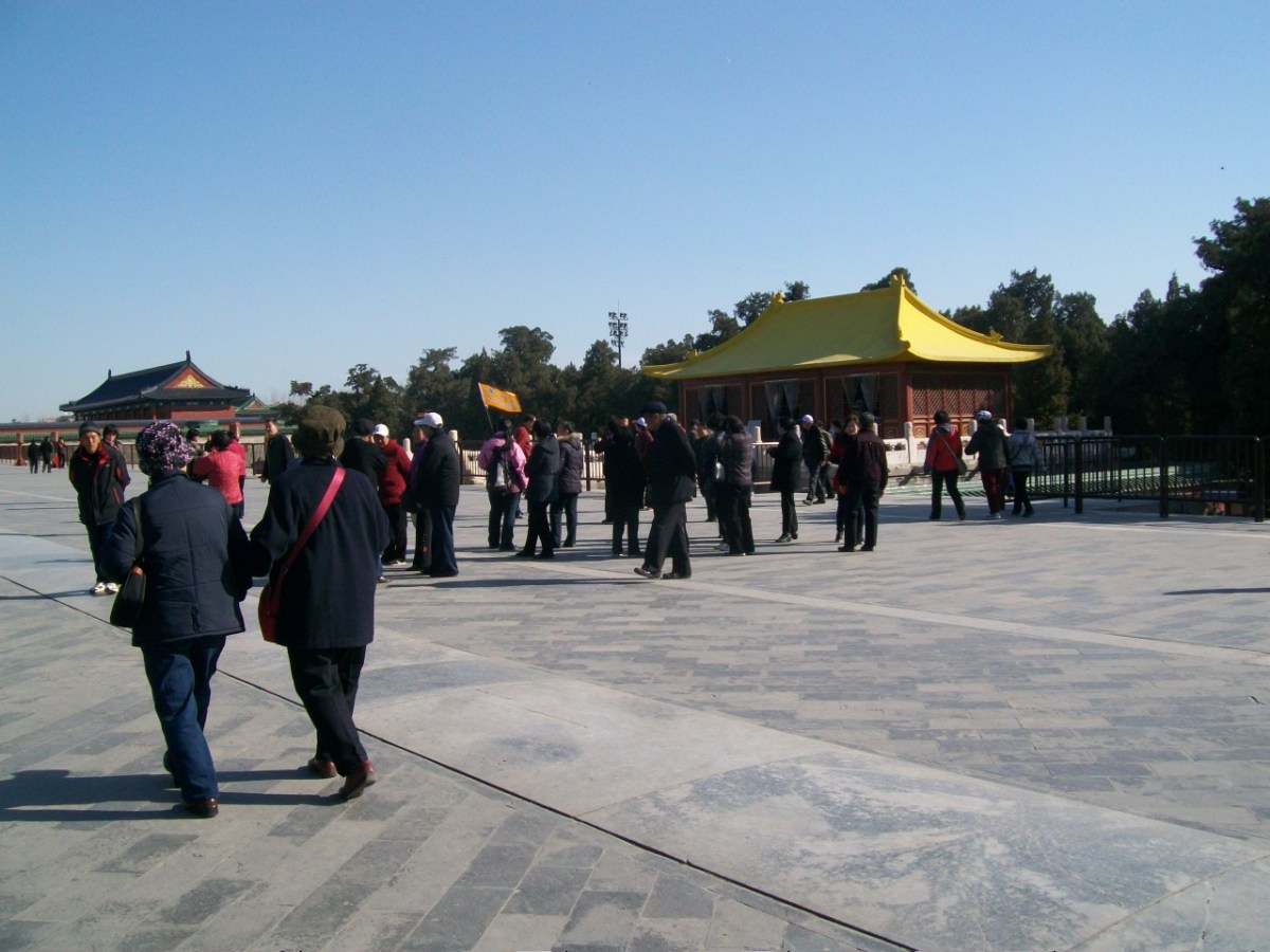 Things to Do in Beijing: Hacky Sack at the Temple of Heaven
