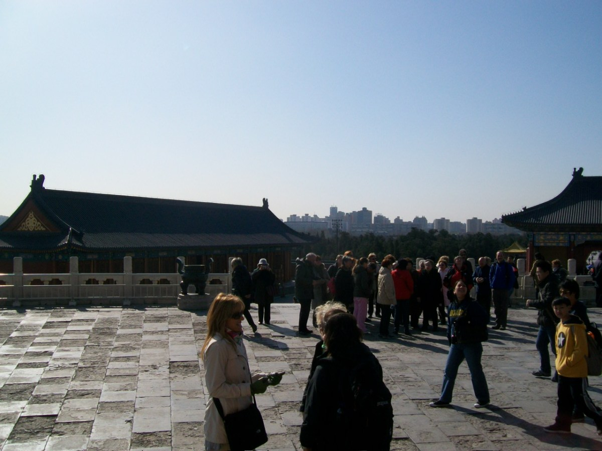 Things to Do in Beijing: Tai Chi at the Temple of Heaven