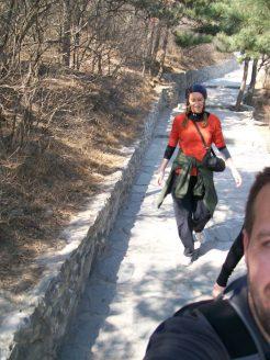 Selfie Beijing China Fragrant Hills