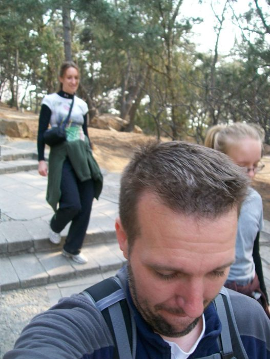 Selfie Summer Palace Beijing China
