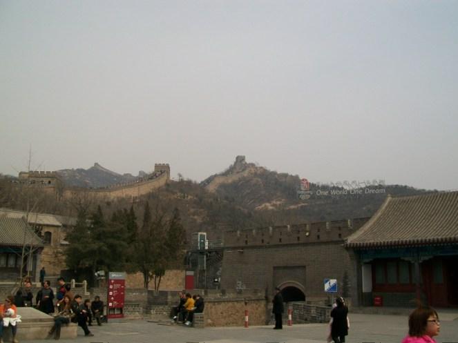 Great Wall at Badaling