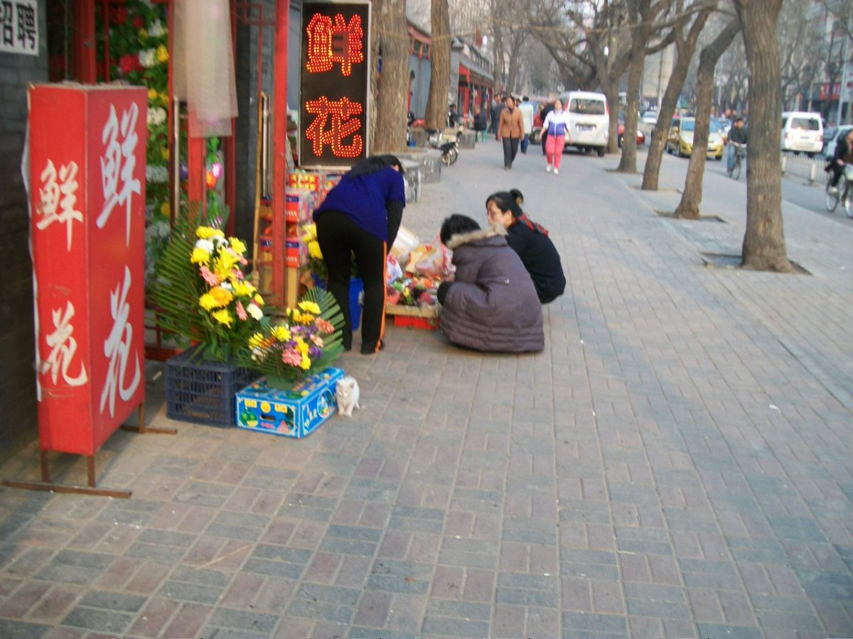 Things to Do in Beijing: Hawberries and People-Watching