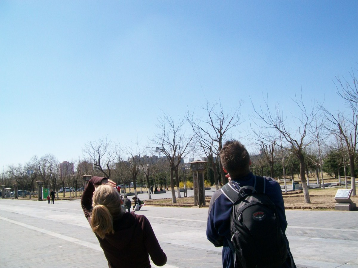 Things to Do in Beijing: Flying Kites and Other Fun Stuff
