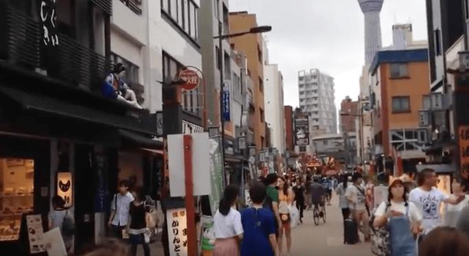 Tokyo Tourism: More Asakusa