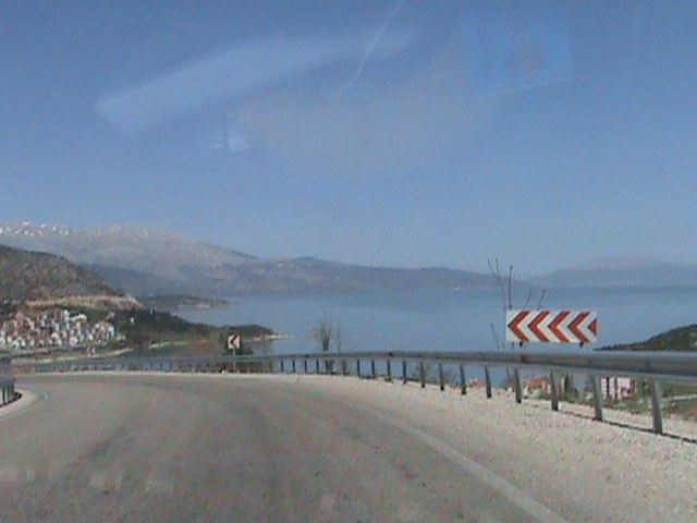 Driving in Turkey: On the Way to Konya