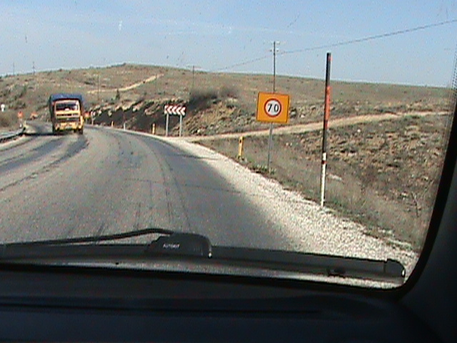 Driving in Turkey: Between Denizli and Konya Part II