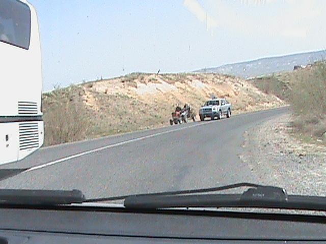 Driving in Turkey: Selçuk