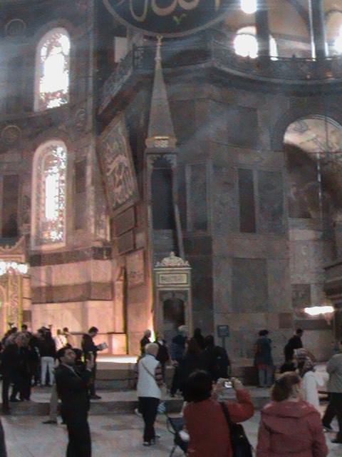 Istanbul: Haghia Sofia
