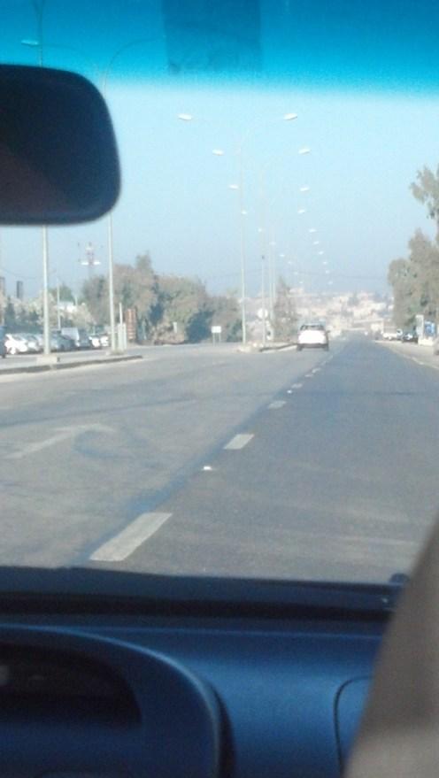 Jordan Amman Driving