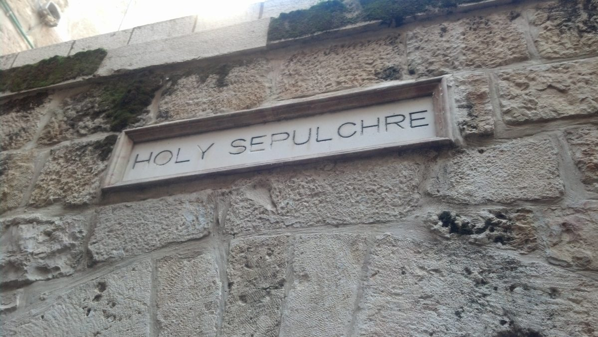 Church of the Holy Sepulchre in Jerusalem, Israel: Photo Gallery