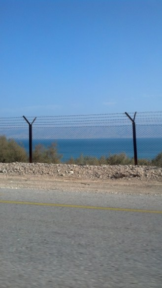 The Dead Sea! FINALLY!