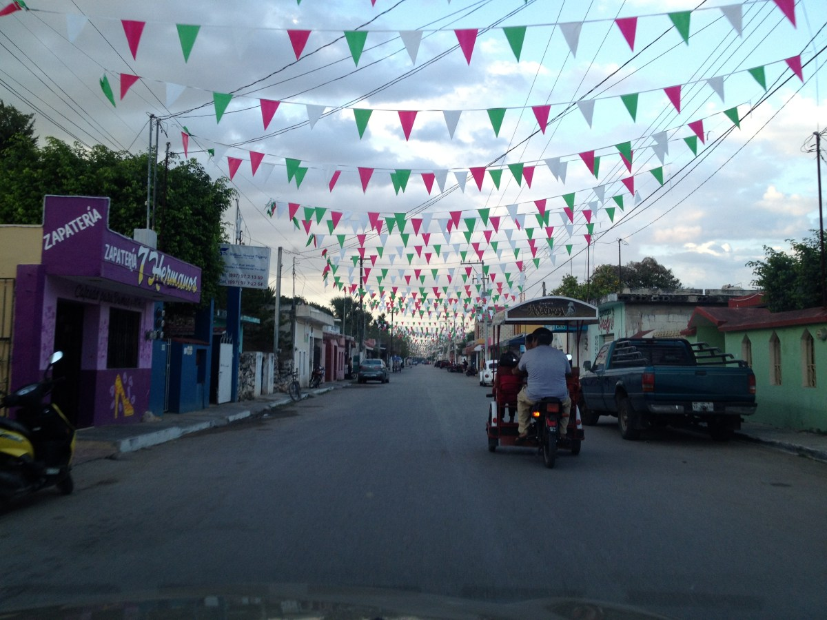 New Year's Eve in Progreso, Yucatan — By Jennifer Shipp