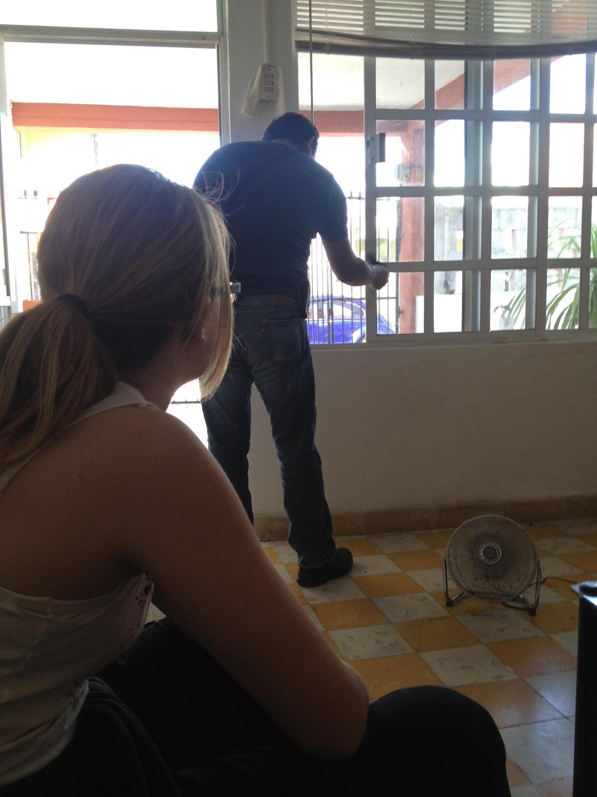 Our Robbery in Progreso, Yucatan 2012: Photo Gallery