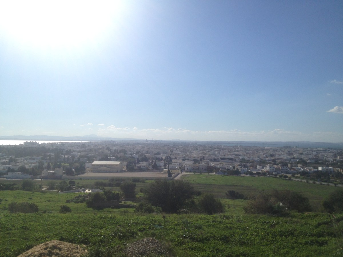 Tunisia Travel: Call to Prayer from Carthage Overlooking Tunis