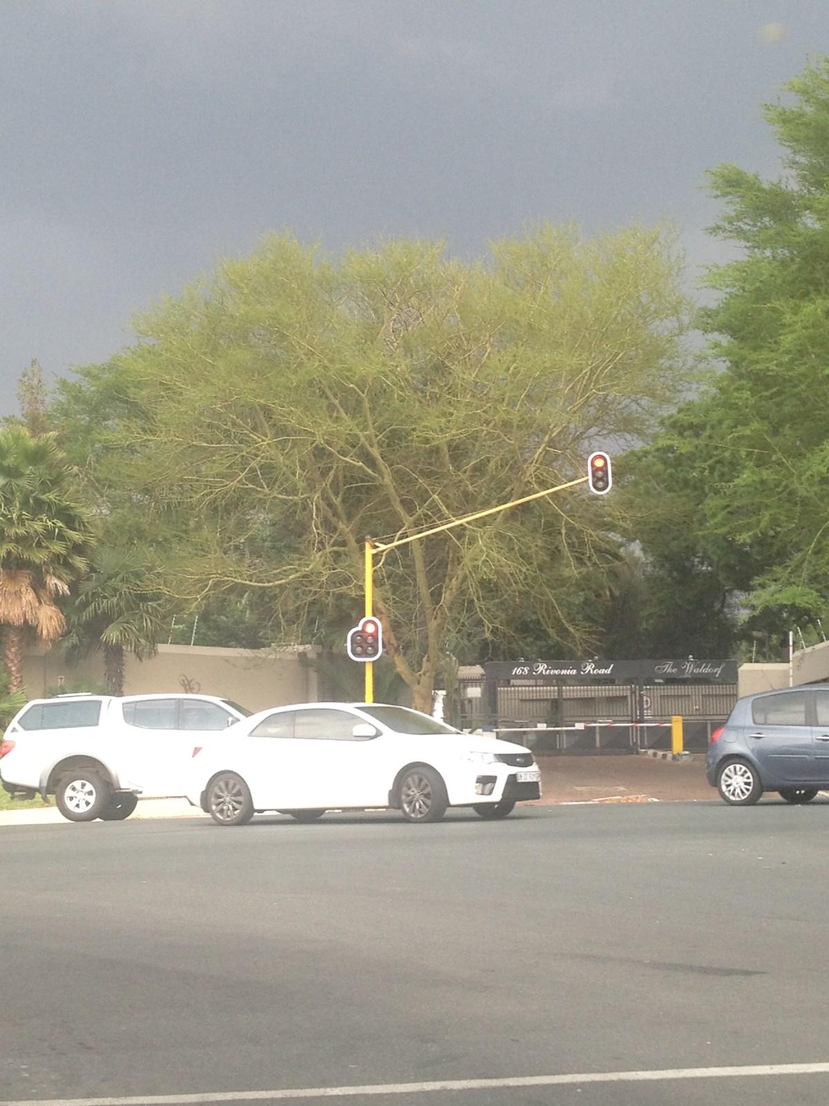 Johannesburg Tourism: Thunderstorm in Johannesburg South Africa Part II