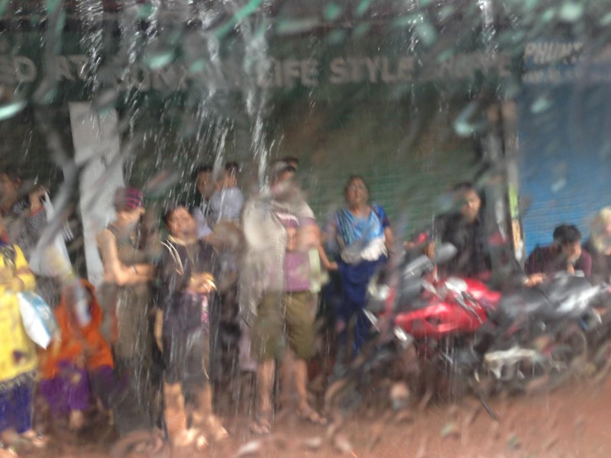 Mcleodganj: Monsoon Season
