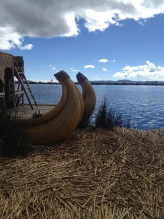 Lake Titicaca Peru.