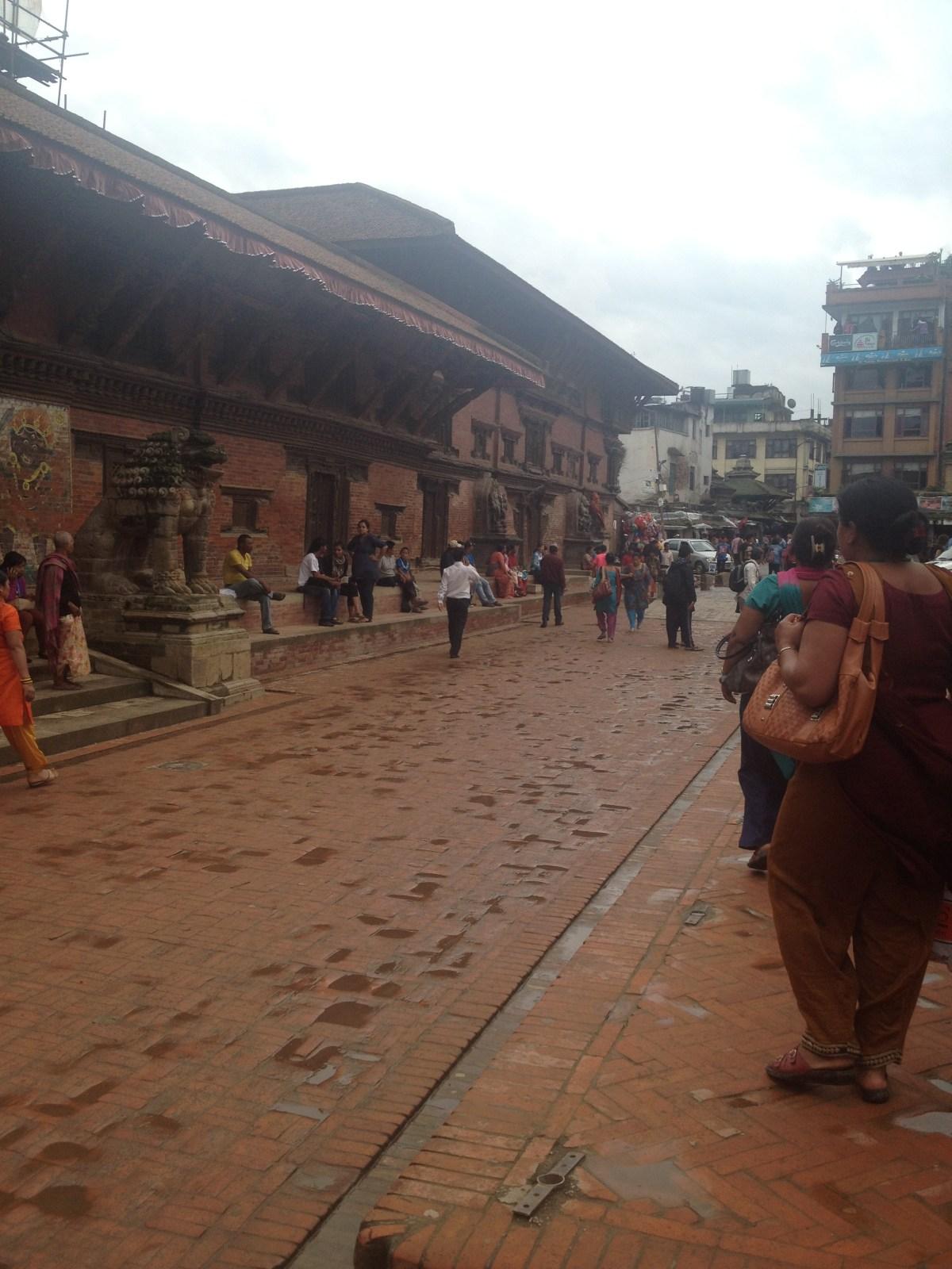 Kathmandu Durbar Square 2014
