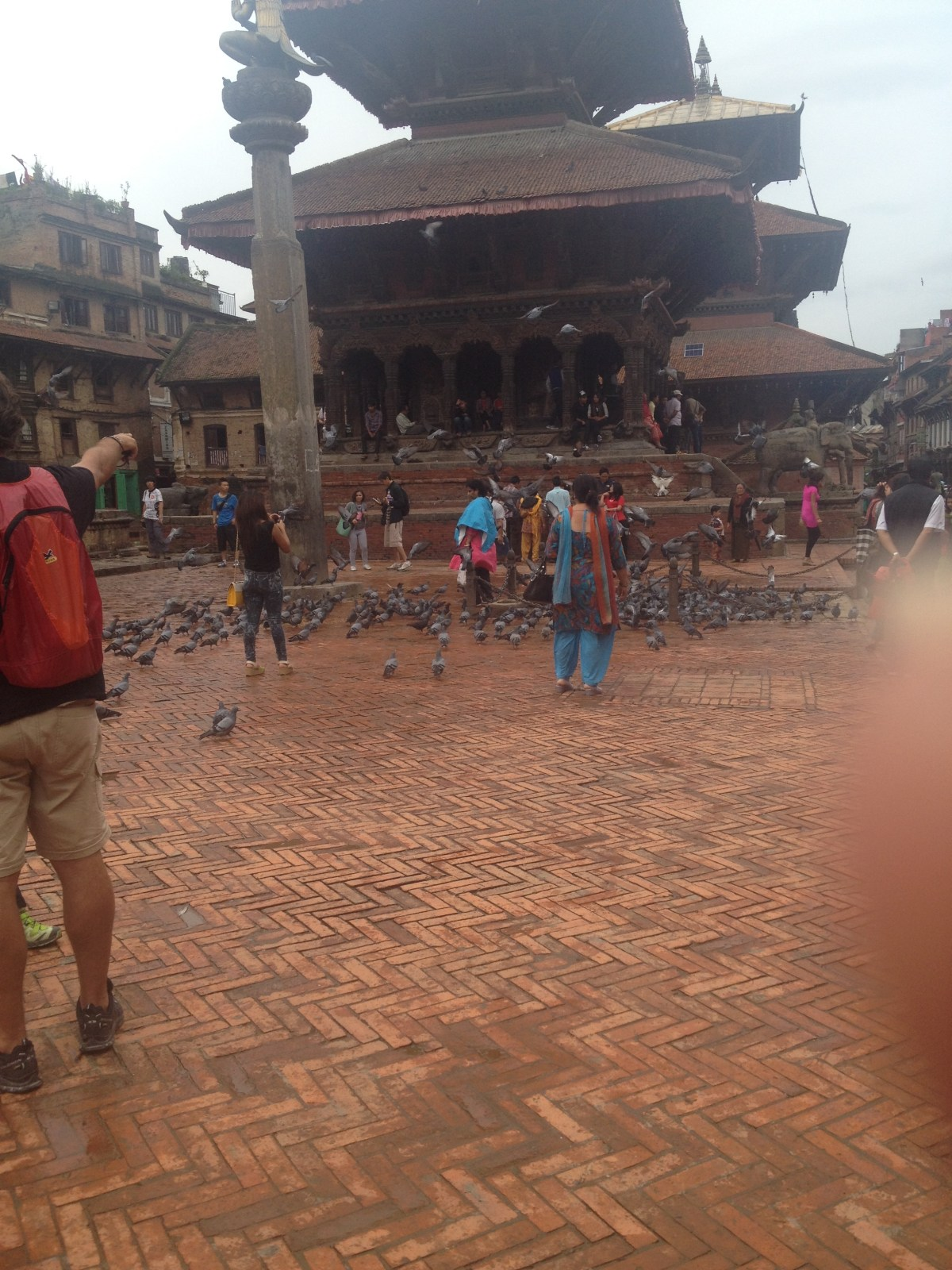 Nepal Travel: Durbar Square Tout