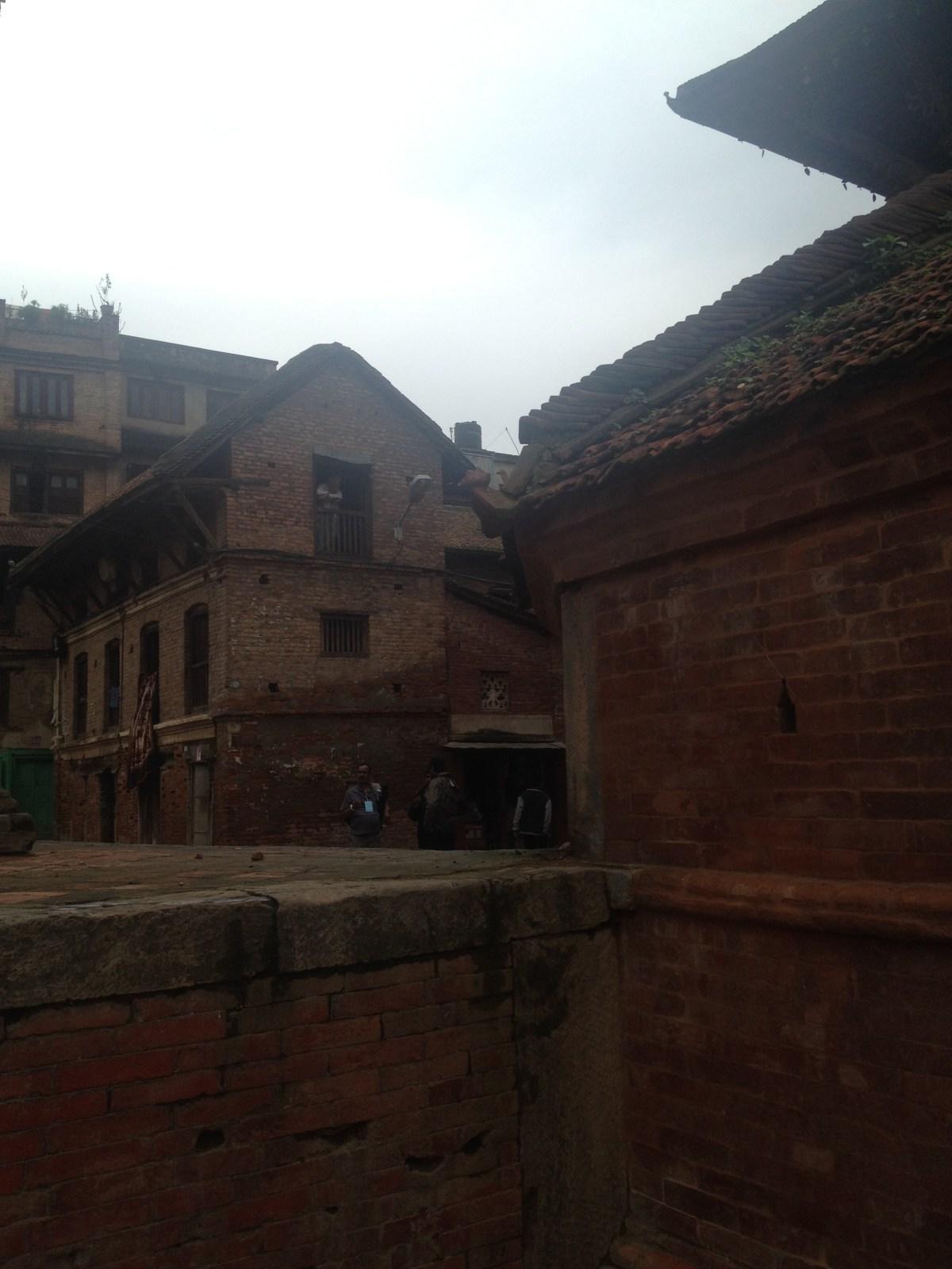Nepal Travel: Restrooms at Durbar Square