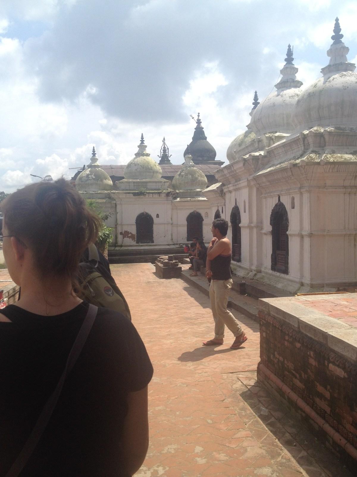 Lydi Has a Breakdown in Kathmandu Nepal