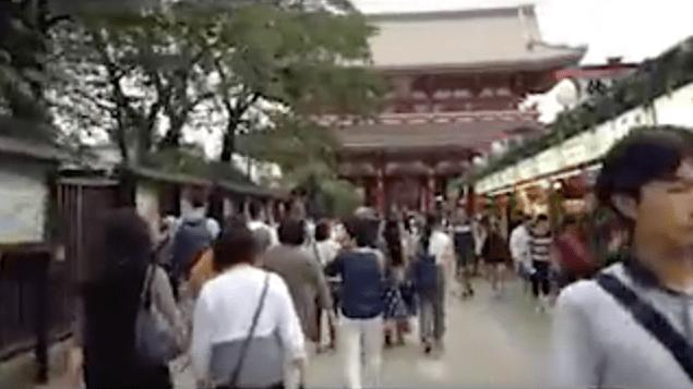 Tokyo Tourism: The Sensō Ji Temple in Asakusa