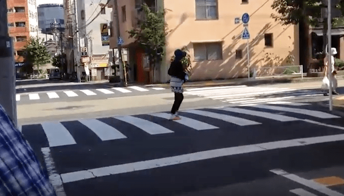 Tokyo Tourism: Walking to the Skytree