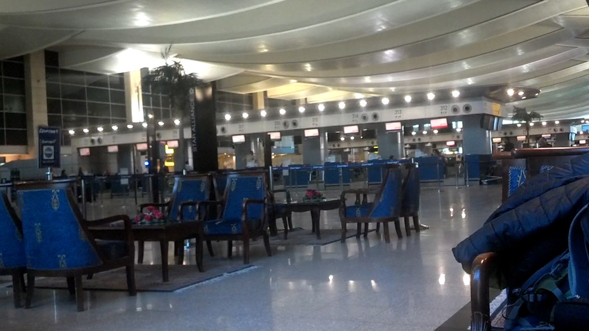 Cairo International Airport, Egypt