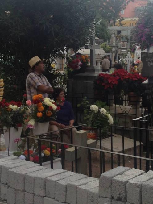 Dia de los Muertos Guanajuato Mexico122