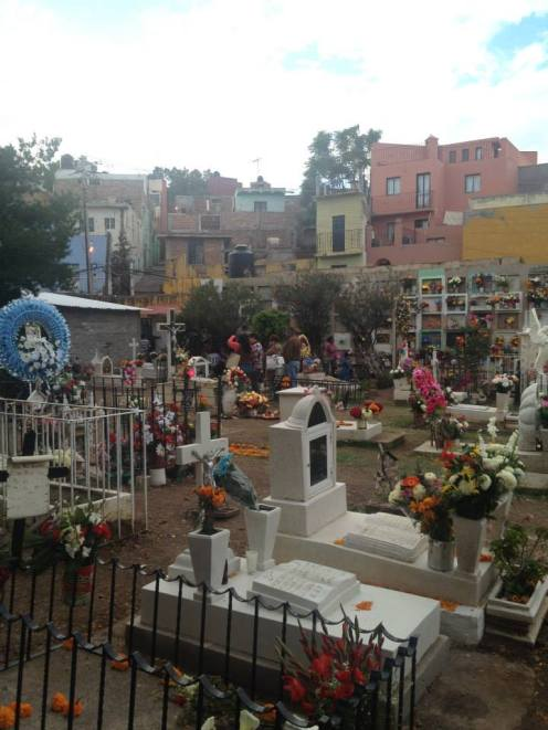 Dia de los Muertos Guanajuato Mexico131