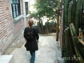 Guanajuato Stairs Mexico