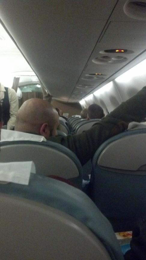 Egypt to Israel Airport Flight