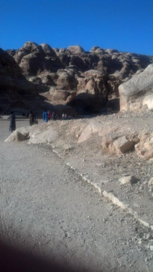 Petra Amman Jordan Driving in Jordan