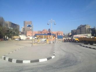 Cairo Egypt Tahrir Square