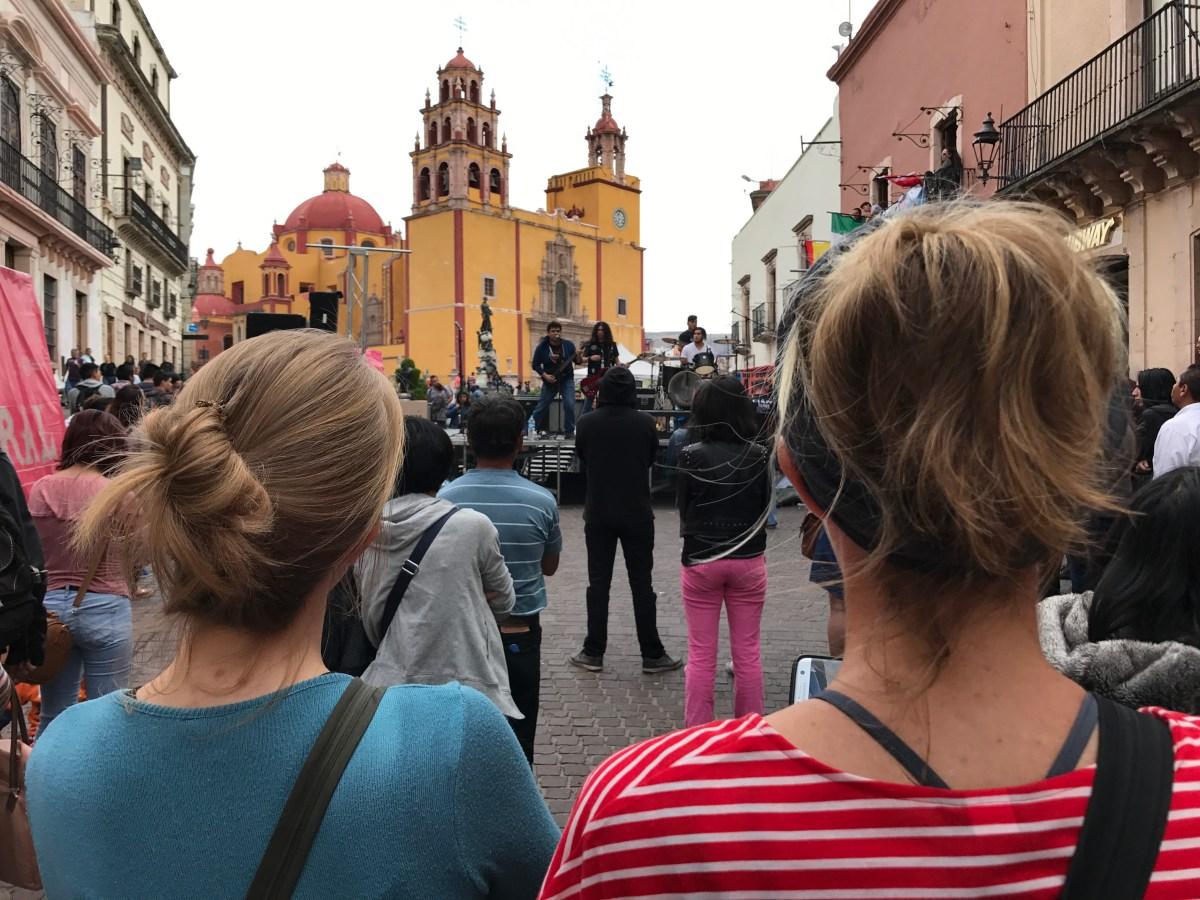 Cinco de Mayo in Guanajuato, Mexico: Photo Gallery