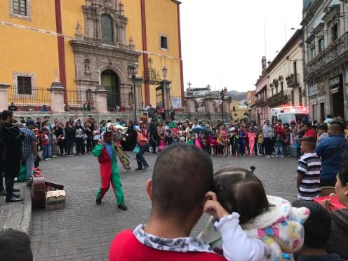 Cinco de Mayo Guanajuato Mexico