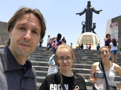Guanajuato Mexico Cristo Rey