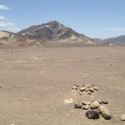 Chauchilla Cemetery, Nazca, Peru.