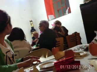 Making Pinatas Escuela Falcon Guanajuato Mexico 3
