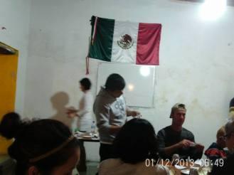 Making Pinatas Escuela Falcon Guanajuato Mexico 8