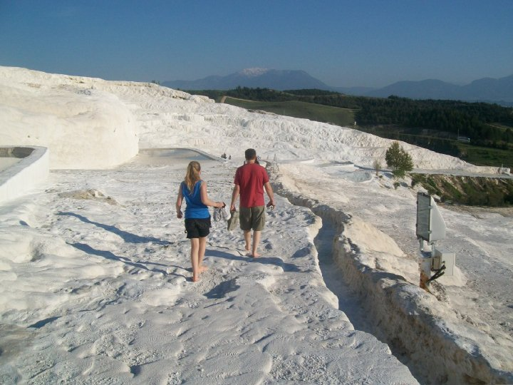 Pamukkale, Turkey – Travertine Terraces and the Hierapolis: Photo Gallery