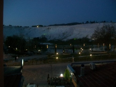 Pamukkale Turkey Travertine Terraces 41