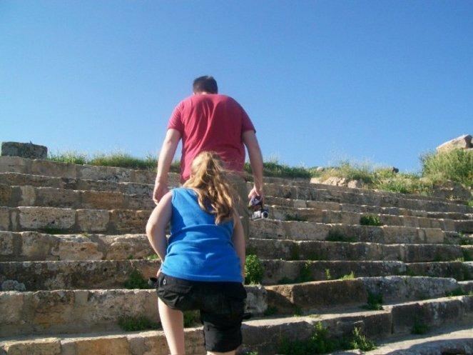 Pamukkale Turkey Travertine Terraces Hierapolis14