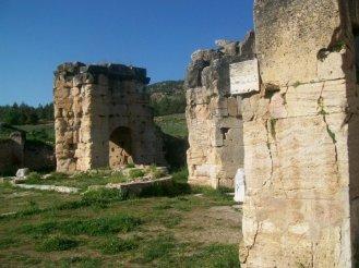 Pamukkale Turkey Travertine Terraces Hierapolis19