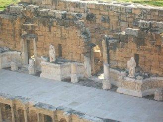 Pamukkale Turkey Travertine Terraces Hierapolis30