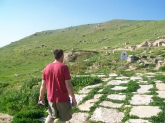 Pamukkale Turkey Travertine Terraces Hierapolis8